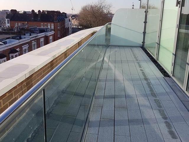 Mastic Asphalt Balconies