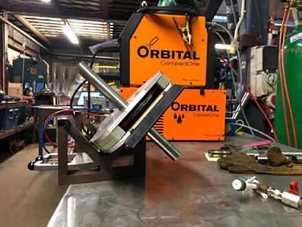 Portable Orbital Welding Lanarkshire