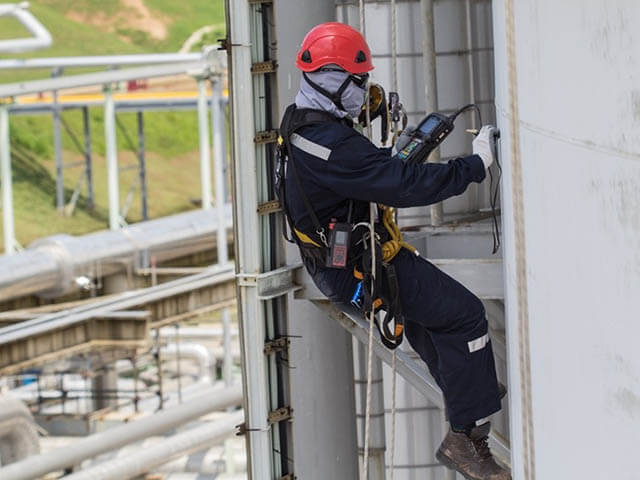 Engineering Rope Access