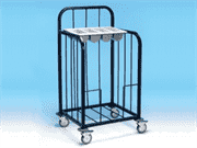 Epoxy Coated Trolleys