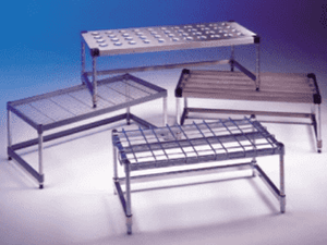 Stainless Steel Dunnage Racks