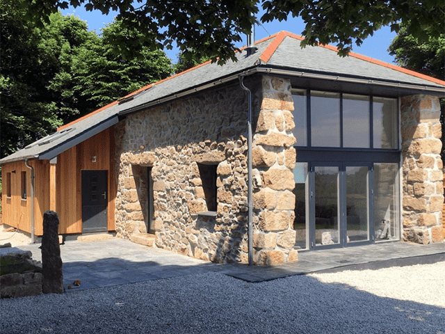 Barn Conversion After