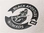 Logo Design - Black Apostles