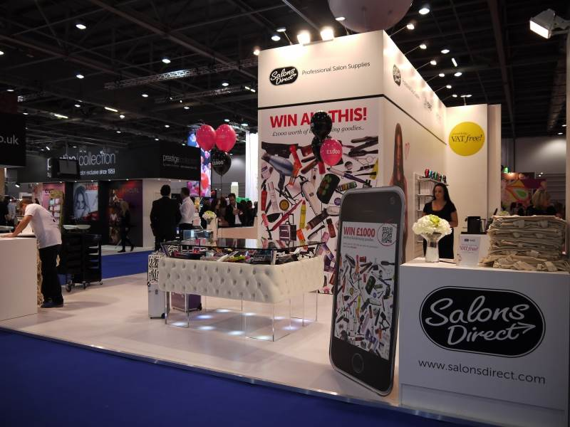 Exhibition Stand Manufacturers and Installers