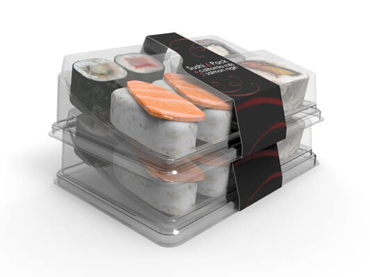 Stackable Retail Packaging