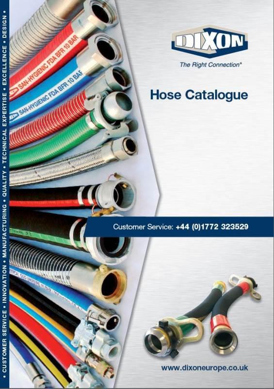 Dixon Group Europe Ltd, Hose Assemblies, Hose Fittings, Quick