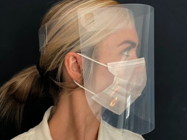 Reusable Visor Face Shield