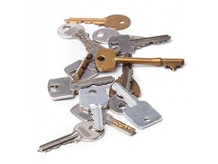 Keys Cut From Code