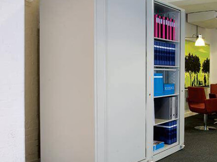 High Density Storage Systems