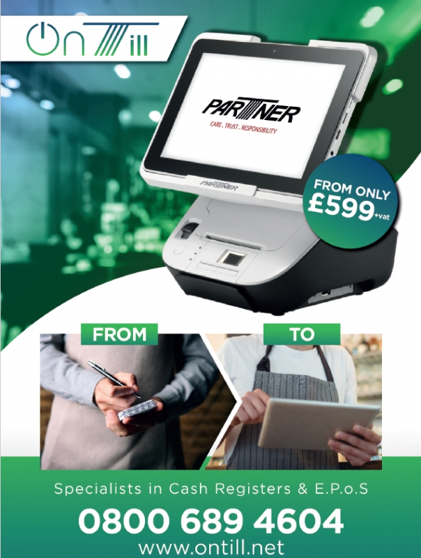 Specialists in Cash Registers & EPOS