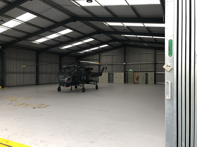 Bespoke Private Helicopter Store