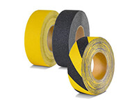 Black & Yellow Anti Slip Tape