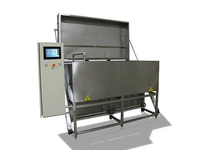 Long & Narrow Parts Washing Systems