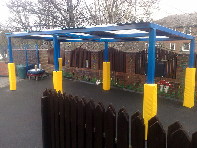 Shelters Canopies