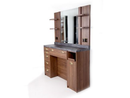 Barber Units & Mirrors