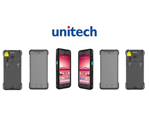 Launching the Unitech PA760