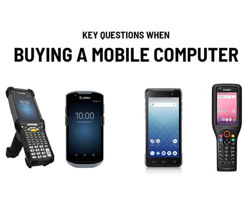 Key Questions When Buying a Mobile Computer