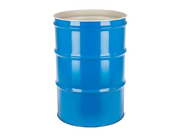 210 Litre Open Top Steel Drum