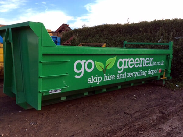 Business & Commercial Skip Hire