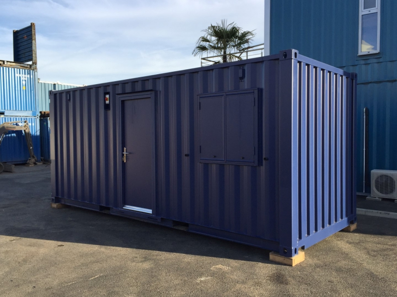 20ft New Office Container