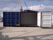 20 ft Full Side Access Containers