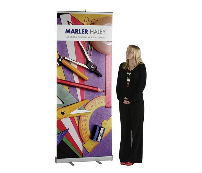 Roller Banner Stand