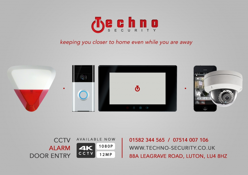 Main image for Techno Security - CCTV/Alarm