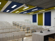 Acoustic Panels with LED Lighting