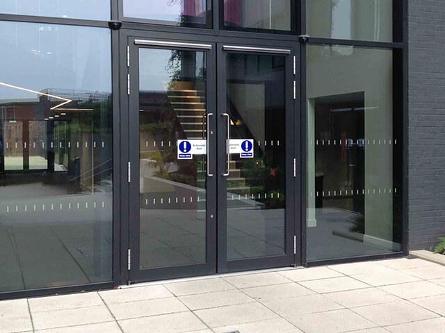 Automated Door Controls