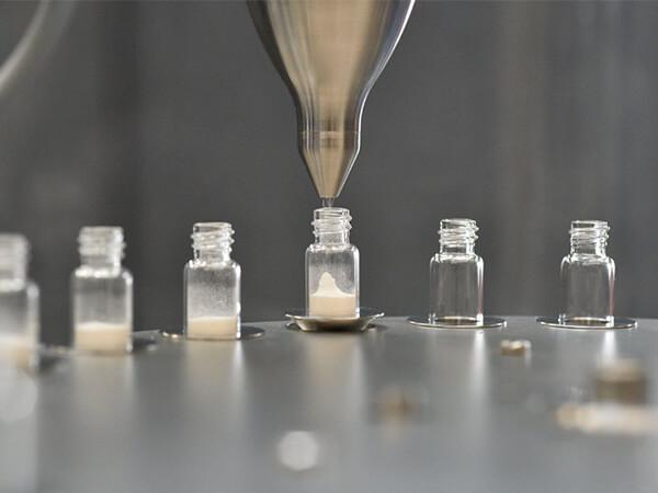 Automated Micro Gravimetirc Powder Dispenser