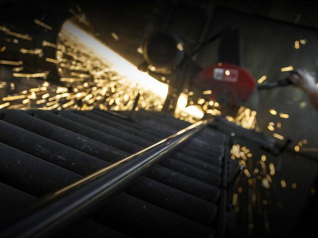 Linear Shaft CNC Machining