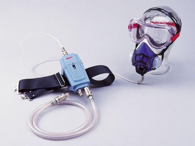 Air Fed Half Mask Kit