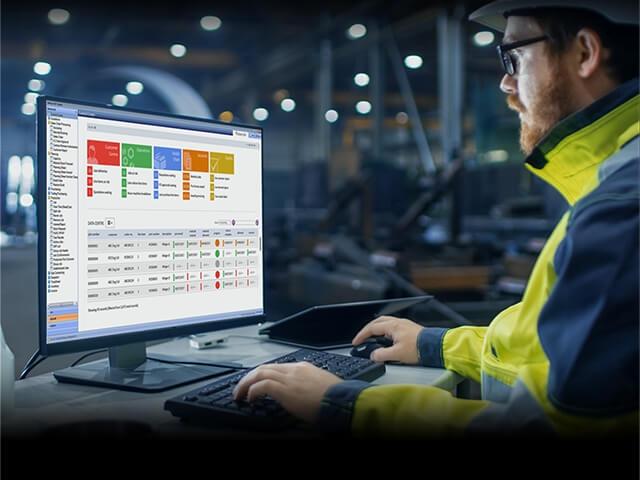 Modular ERP Software