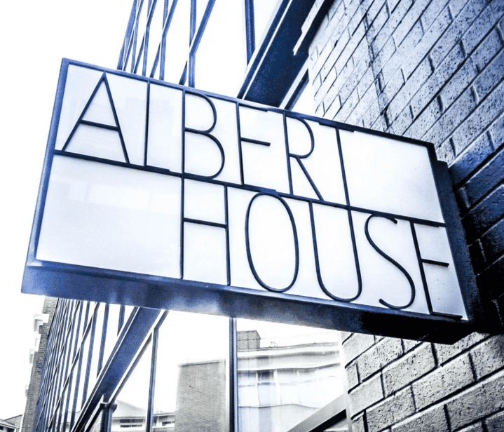 FAITH DEAN – ALBERT HOUSE