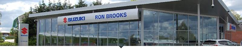 Ron Brooks – Suzuki