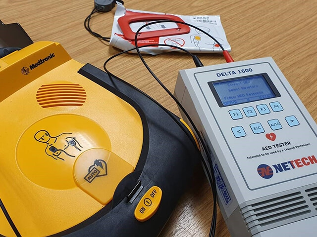 Defibrillator Testing Solutions Worcestershire