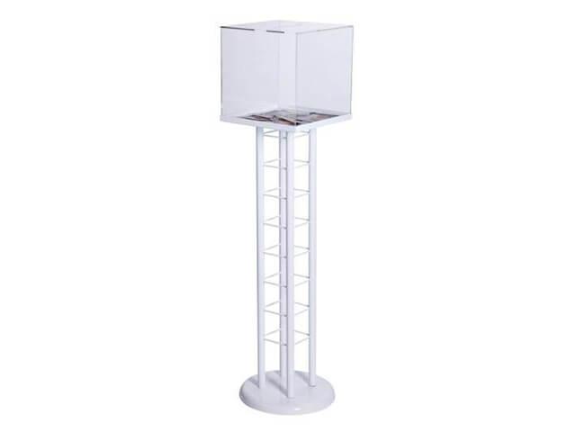Floor Standing Ballot Box