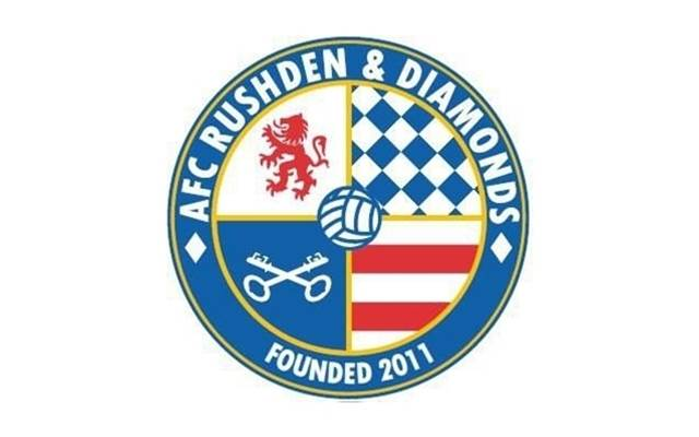 Stanair supported AFC Rushden & Diamonds U15's Whites
