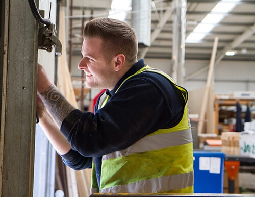 When Should You Get Your Industrial Door Serviced?