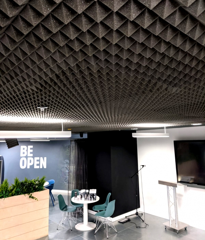 Keep The Noise Down With Acoustic Panels