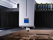 Trumpf 3030 3KW Fibre Laser Cutting Machine