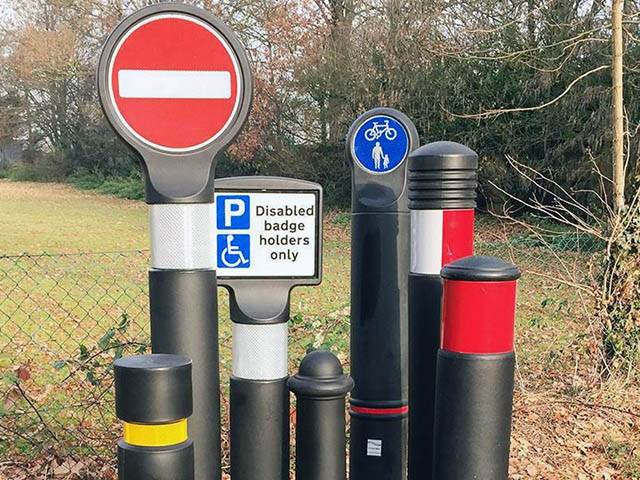 Streetsafe Bollards
