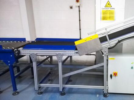 Mezzanine Floor Conveyor Systems