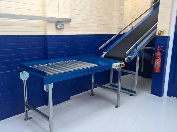 Mezzanine Floor Conveyors