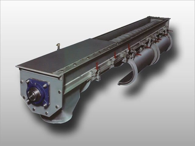 Drop Bottom Screw Conveyors