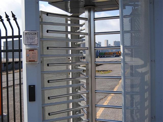External Work - Security Gates
