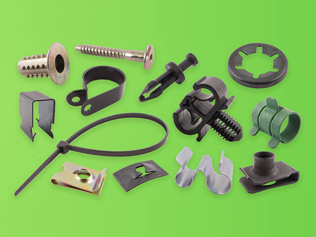 Industrial Fasteners & Components