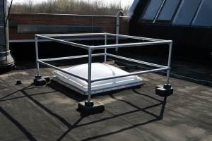 Kee Dome - Skylight Fall Protection