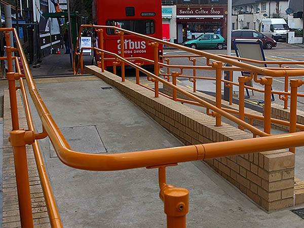 KeAccess - DDA Handrails