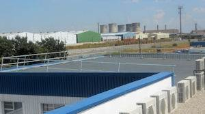 KEE SAFETY PROVIDES A TOPFIXING SOLUTION IN SOUTH AFRICA